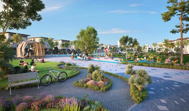 Nhiều lợi thế phát triển khu đô thị cao cấp tại Bà Rịa - Vũng Tàu - Ảnh 1.