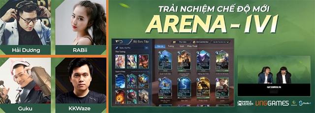 Mobile Legends: Bang Bang VNG – Bạn đã sẵn sàng để đứng TOP BXH 1v1 Arena chưa? - Ảnh 4.
