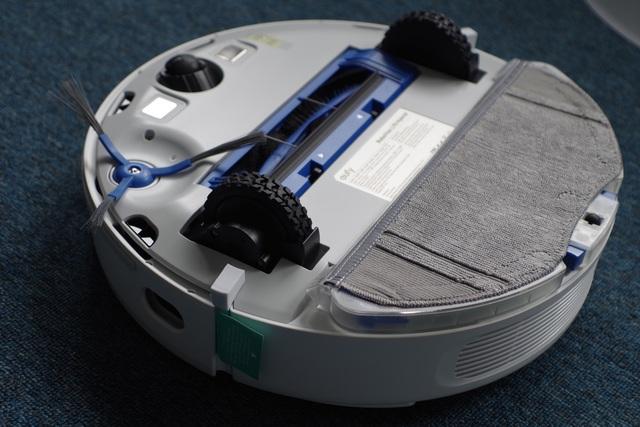 Robot hút bụi cao cấp nhất, thông minh nhất của Eufy - Eufy RoboVac L70 Hybrid - Ảnh 3.
