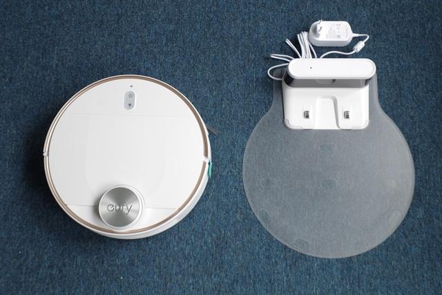 Robot hút bụi cao cấp nhất, thông minh nhất của Eufy - Eufy RoboVac L70 Hybrid - Ảnh 4.