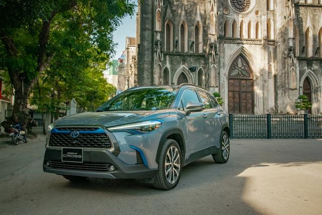 Corolla Cross - Bước tiến cam kết bảo vệ môi trường mới của Toyota tại Việt Nam - Ảnh 2.