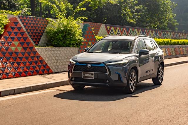 Corolla Cross - Bước tiến cam kết bảo vệ môi trường mới của Toyota tại Việt Nam - Ảnh 3.