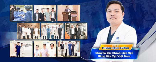 Bệnh viện thẩm mỹ Gangwhoo – bệnh viện chữa liệt mặt tốt tại Tp Hồ Chí Minh - Ảnh 2.