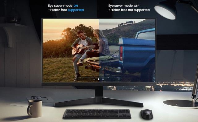 Màn hình Samsung T35F – Giải pháp tối ưu cho doanh nghiệp - Ảnh 4.