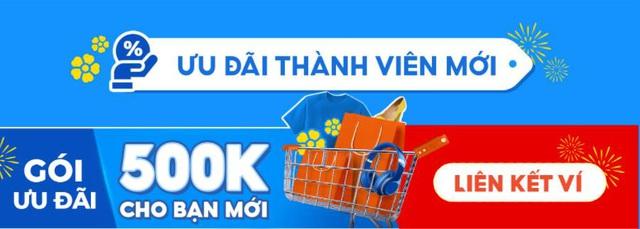 Ví AirPay tặng phái mạnh gói quà tặng 500K khi mua sắm trực tuyến cuối năm, săn liền tay nào! - Ảnh 1.
