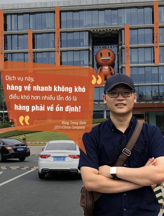 iChina Company - đơn vị nhập khẩu và vận chuyển hàng Trung Quốc hàng đầu - Ảnh 1.