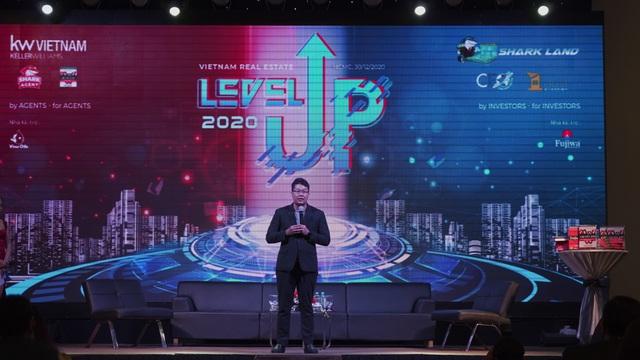 """Sự kiện """"Vietnam Real Estate Level Up 2020"""" bùng nổ cùng Sharkland - Ảnh 1."""
