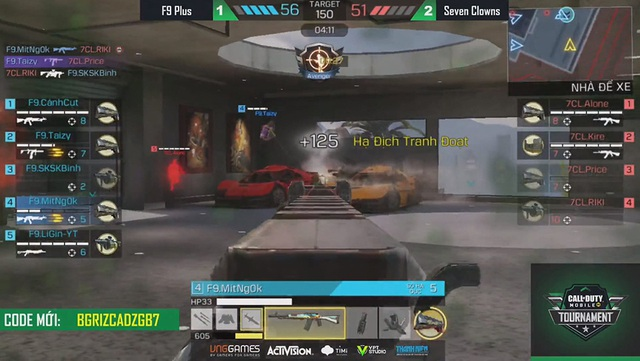 17h00 chiều nay – 4/12: Khởi tranh Bán kết Call of Duty Mobile Tournament - Ảnh 2.