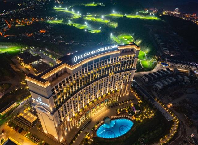 FLC Grand Hotel: dấu ấn từ những công trình biểu tượng - Ảnh 1.