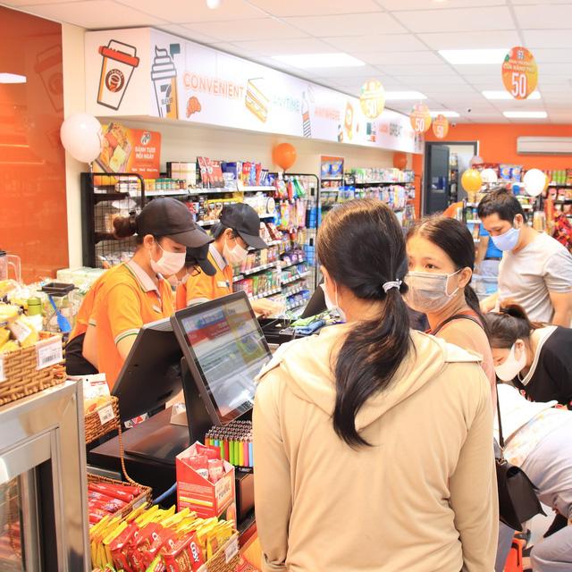 7-Eleven khai trương cửa hàng thứ 50 và ra mắt phiên bản cửa hàng đặc biệt - Ảnh 1.