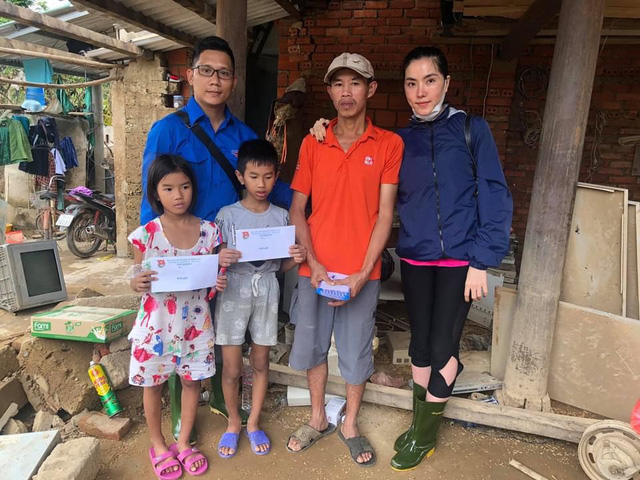 Doanh nhân Thanh Nguyễn – Yêu thương là sẻ chia - Ảnh 1.