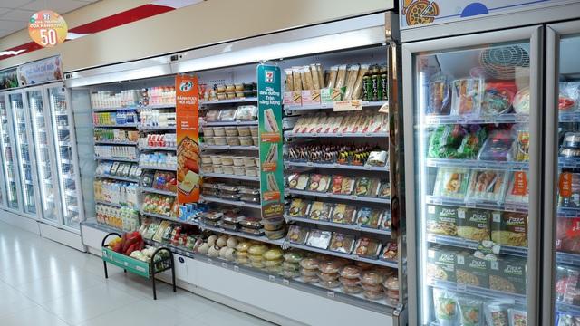 7-Eleven khai trương cửa hàng thứ 50 và ra mắt phiên bản cửa hàng đặc biệt - Ảnh 2.