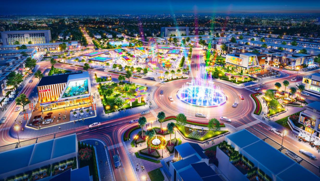Đón đầu xu hướng kinh doanh nhà phố thương mại ở miền Tây - Ảnh 3.