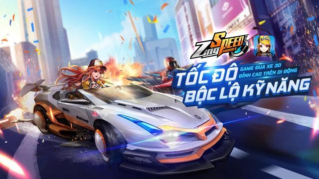 Chơi ZingSpeed Mobile, cơ hội nhận quà khủng khi tham gia giải đấu đua xe lớn nhất 2020 - Ảnh 1.