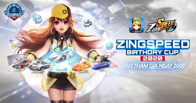 Chơi ZingSpeed Mobile, cơ hội nhận quà khủng khi tham gia giải đấu đua xe lớn nhất 2020 - Ảnh 2.