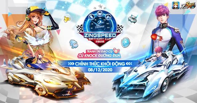 Chơi ZingSpeed Mobile, cơ hội nhận quà khủng khi tham gia giải đấu đua xe lớn nhất 2020 - Ảnh 3.