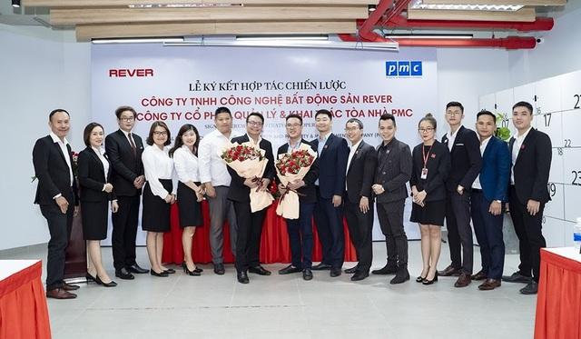 REVER ký kết hợp tác với PMC, cùng tạo ra lợi ích vượt trội cho cư dân - Ảnh 2.