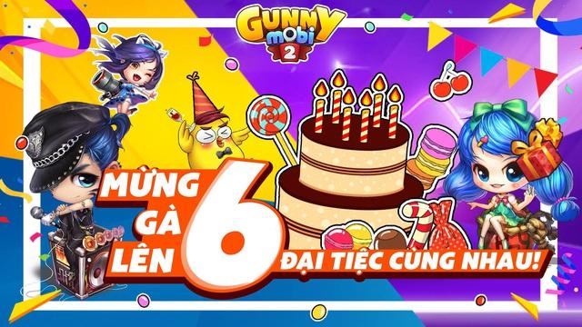 Gunny Mobi tung chuỗi sự kiện hoành tráng mừng Gà Vàng lên 6, cơ hội trúng Iphone 12 Pro Max trong tầm tay - Ảnh 3.