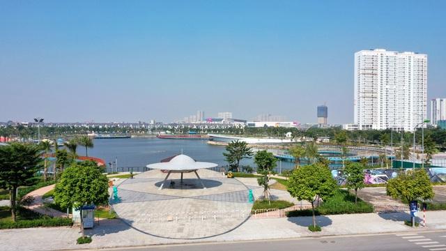 Khu đô thị Dương Nội vẫn thu hút giới đầu tư - Ảnh 1.