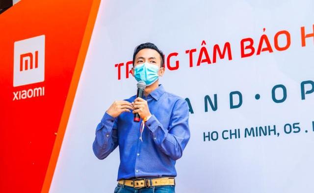 Nhiều ưu đãi hấp dẫn nhân dịp trung tâm bảo hành Xiaomi đầu tiên tại Việt Nam khai trương - Ảnh 2.