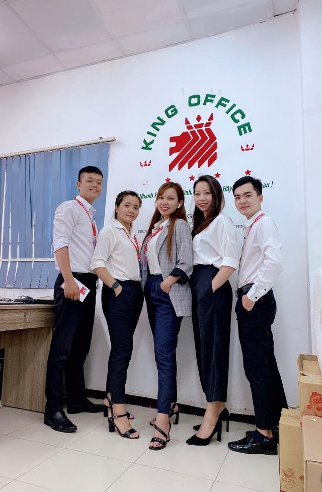 King Office – dịch vụ cho thuê văn phòng dành cho doanh nghiệp - Ảnh 2.