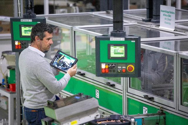 Nhà máy thông minh - Giải pháp tối ưu cho ngành thực phẩm và giải khát - Ảnh 3.