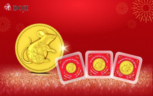 Ngày Thần Tài, chọn loại vàng nào cho may mắn? - Ảnh 1.