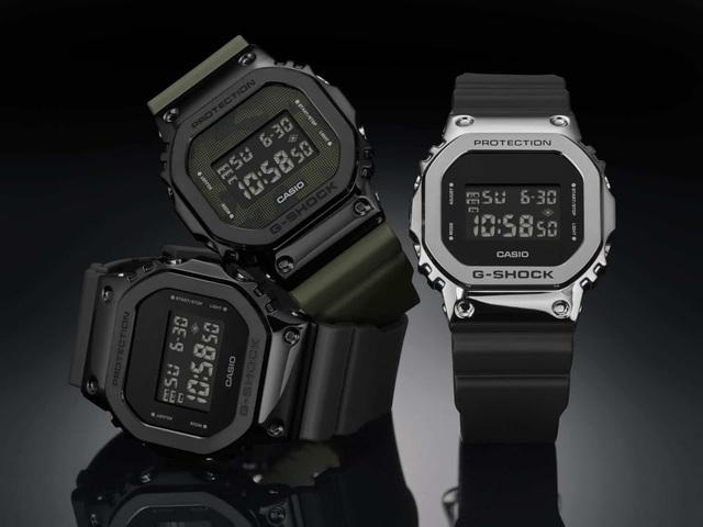 """Đồng hồ G-Shock kim loại - """"trend"""" của năm 2020 - Ảnh 1."""
