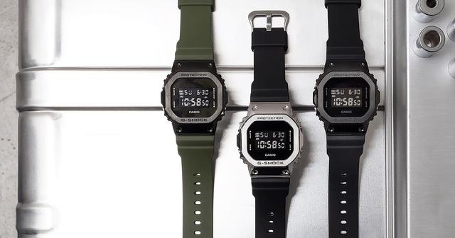 """Đồng hồ G-Shock kim loại - """"trend"""" của năm 2020 - Ảnh 2."""