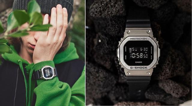 """Đồng hồ G-Shock kim loại - """"trend"""" của năm 2020 - Ảnh 3."""