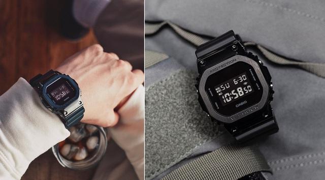 """Đồng hồ G-Shock kim loại - """"trend"""" của năm 2020 - Ảnh 5."""