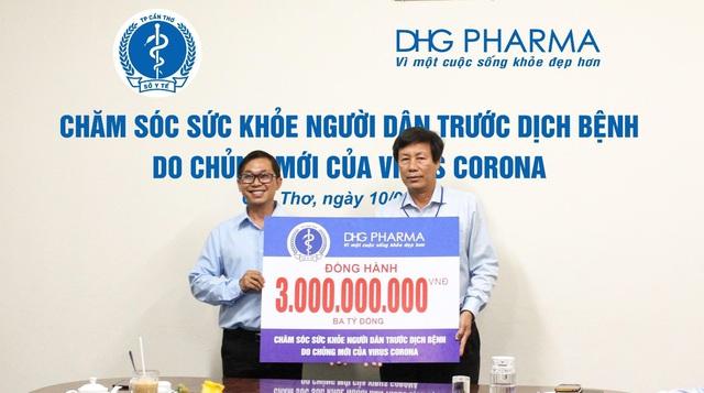 Doanh nghiệp dược góp sức phòng dịch nCoV cùng ngành y tế - Ảnh 1.