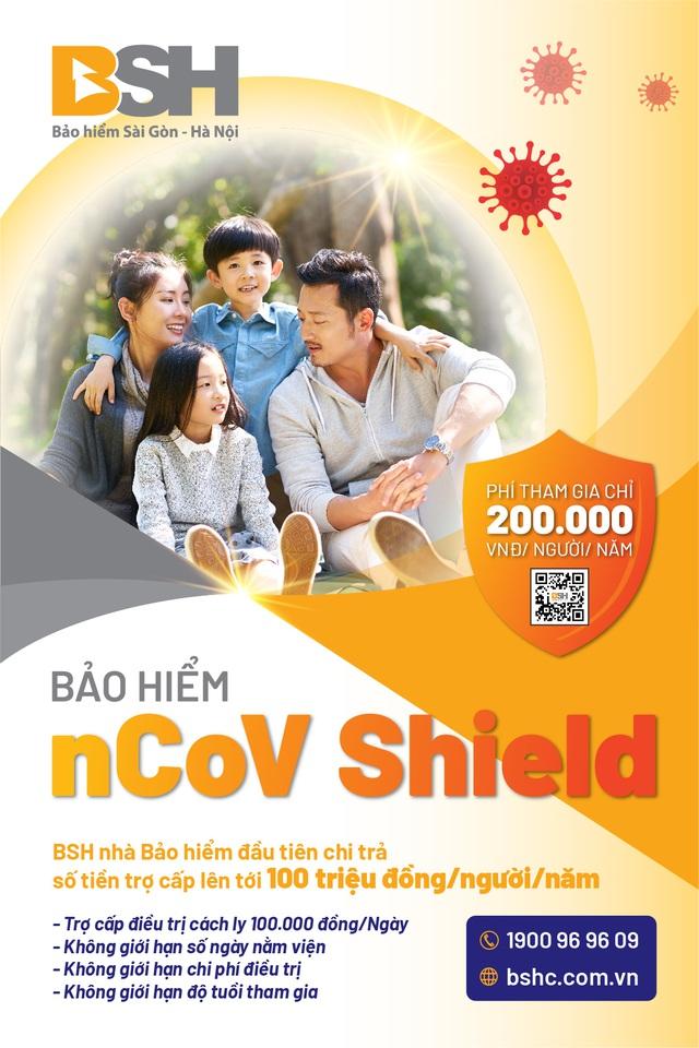 BSH ra mắt sản phẩm bảo hiểm ưu việt phòng chống dịch Virus Corona - Ảnh 1.