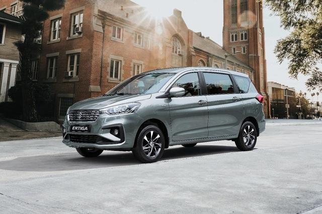 Suzuki Ertiga 2020 ra mắt Việt Nam, giá từ 499 triệu đồng - Ảnh 2.