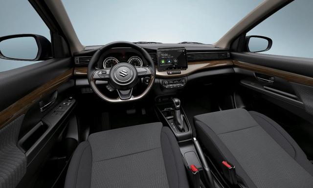 Suzuki Ertiga 2020 ra mắt Việt Nam, giá từ 499 triệu đồng - Ảnh 3.