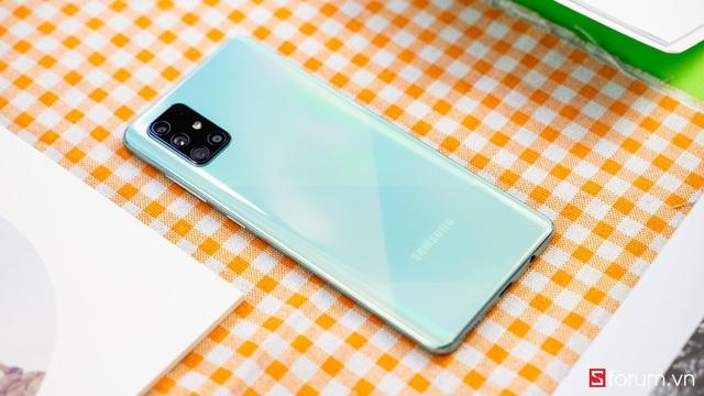 Hình ảnh rất mới của Samsung khi tung ra Galaxy A71 - Ảnh 4.