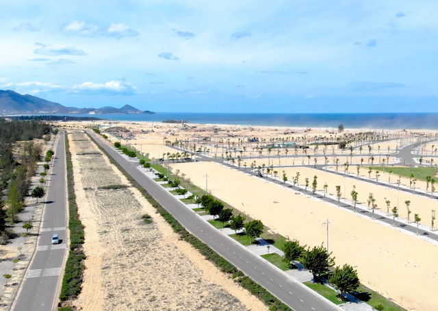 Hạ tầng phát triển tạo đà cho bất động sản Bình Định - Ảnh 2.