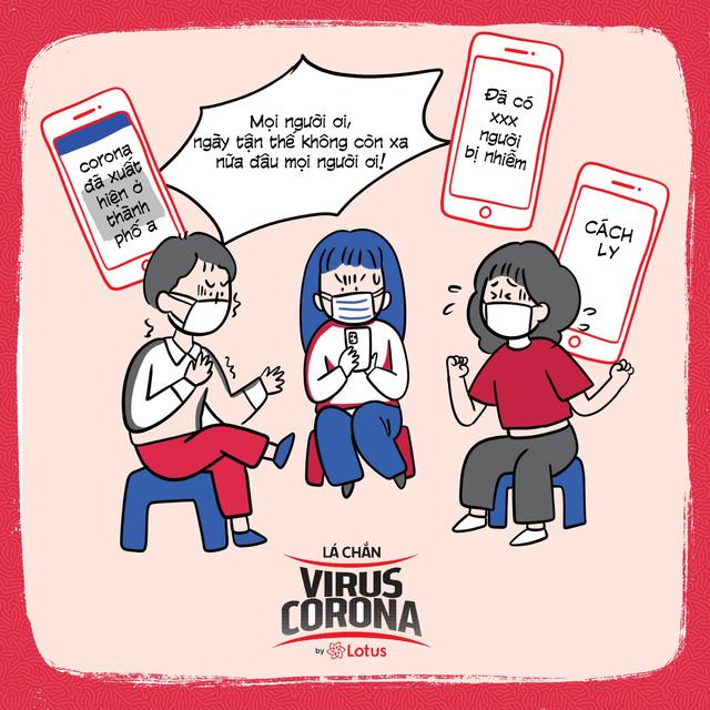 """Đừng để """"sức đề kháng"""" của bạn yếu đi chỉ vì chưa hiểu đúng và đủ về virus Corona - Ảnh 4."""