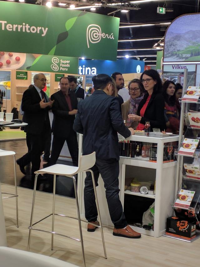 Hội chợ Biofach quảng bá sản phẩm hữu cơ Việt đến thị trường quốc tế - Ảnh 1.