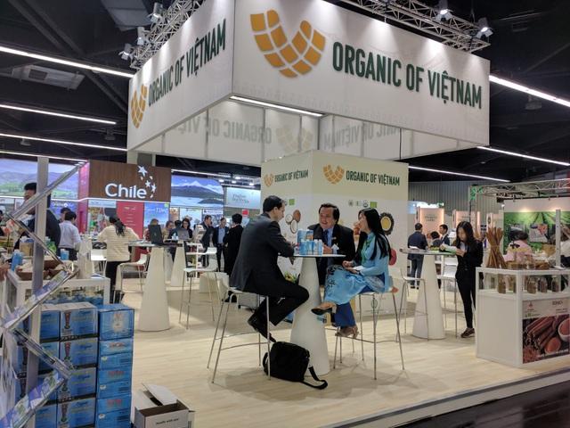 Hội chợ Biofach quảng bá sản phẩm hữu cơ Việt đến thị trường quốc tế - Ảnh 2.