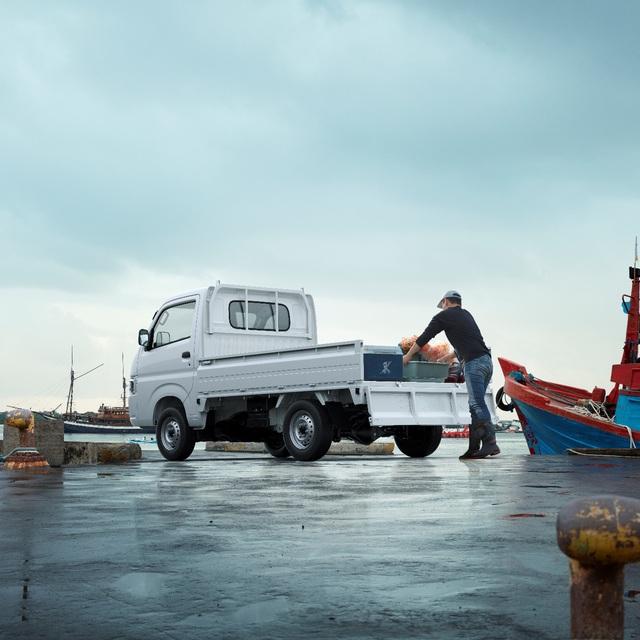 Những yếu tố tạo nên một chiếc xe tải nhẹ tốt - Ảnh 3.