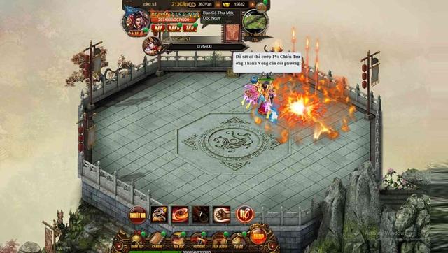 """Tam Quốc Truyền Kỳ H5 chính thức trình làng, """"vung tay"""" tặng game thủ hàng ngàn Giftcode siêu giá trị - Ảnh 5."""