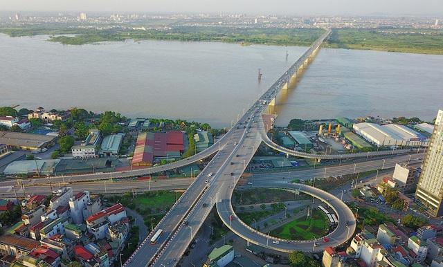Dự án cầu Vĩnh Tuy thứ hai khiến bất động sản Long Biên được tiếp thêm nhiệt - Ảnh 1.