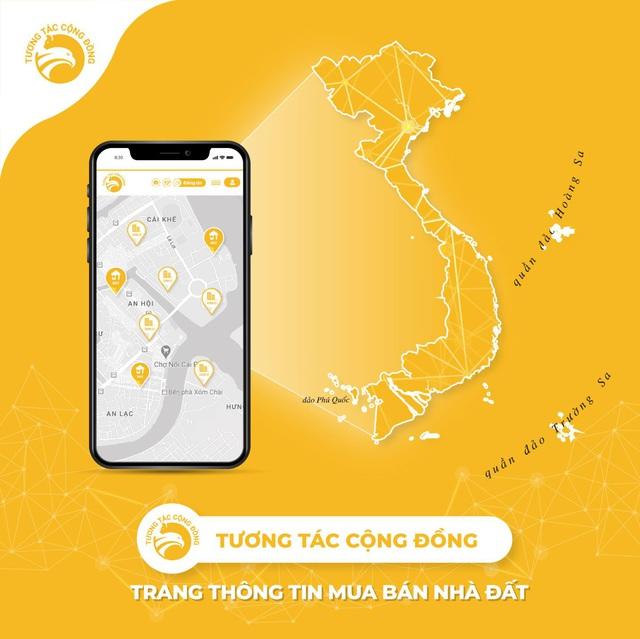 Xanh hóa đại dương đỏ bất động sản Việt - Ảnh 1.