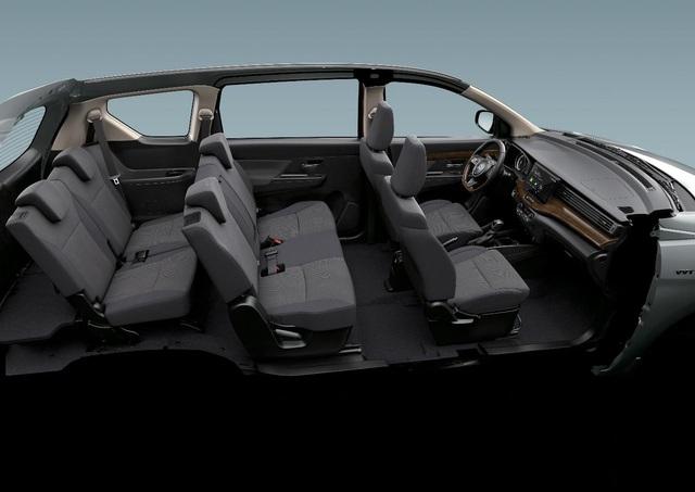 Suzuki ra mắt Ertiga Limited với nhiều option để hút khách Việt - Ảnh 3.