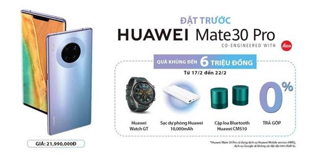 Chính thức đến tay người tiêu dùng tại Việt Nam, Huawei Mate 30 Pro đã xài được hầu hết các ứng dụng - Ảnh 3.