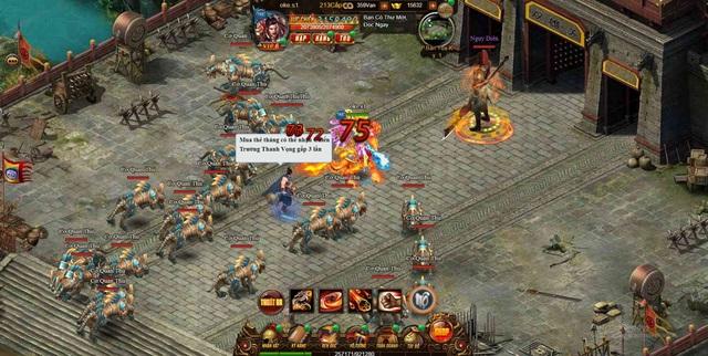 """Tam Quốc Truyền Kỳ H5 chính thức trình làng, """"vung tay"""" tặng game thủ hàng ngàn Giftcode siêu giá trị - Ảnh 4."""