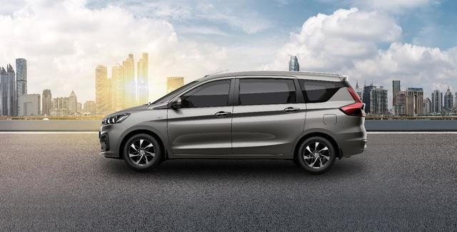 Suzuki ra mắt Ertiga Limited với nhiều option để hút khách Việt - Ảnh 4.
