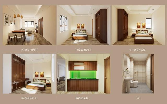 Tin vui đầu năm: Hà Nội chào đón gần 1200 căn hộ nhà ở xã hội tại Dự án IEC Residences Tứ Hiệp dành cho người thu nhập thấp - Ảnh 2.