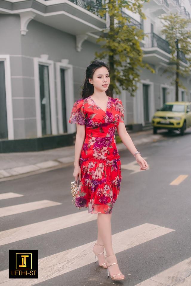 Ceo Lê Thị Ánh – Nhà sáng lập thương hiệu thời trang Lethi- ST - Ảnh 2.
